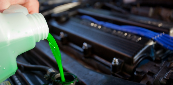 There are parts of a car that can freeze on an icy and cold day. You may try to start your car and
