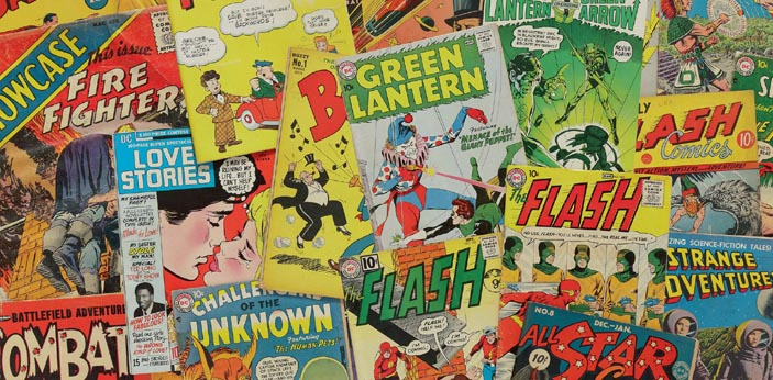 There are different types of comic books that are available right now, and people may choose comic