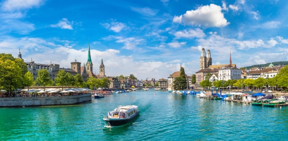 Switzerland can be an expensive country to visit and living there can be expensive too. But, it can