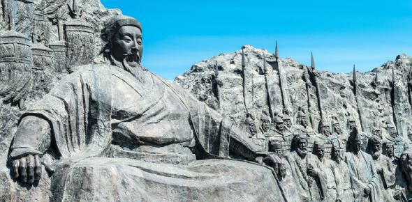 Why did the Mongols kill so many people?