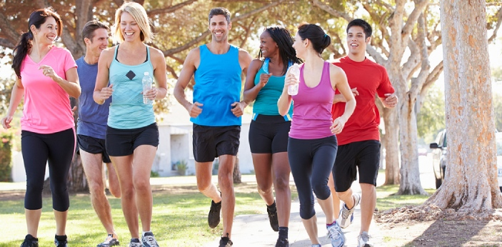 A lot of people assume that jogging and running are the same but actually, they are not. Jogging is