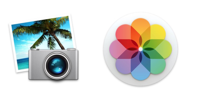 iPhoto used to be very popular but it is now considered to be obsolete. What took its place is