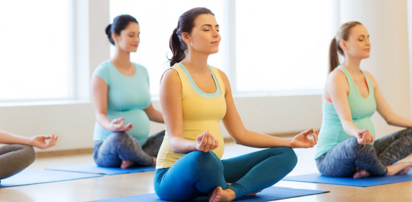 Usually during yoga meditation, people tend to get totally lost in their thoughts. For many people,