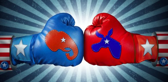 Why are there just two parties in America?