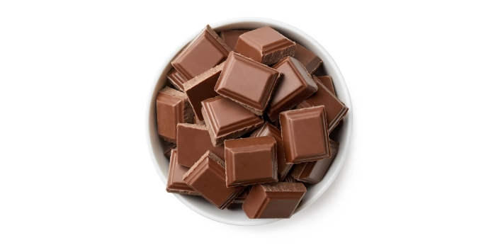 The motivation behind why the dark chocolate melted the quickest was on the grounds that the sun is