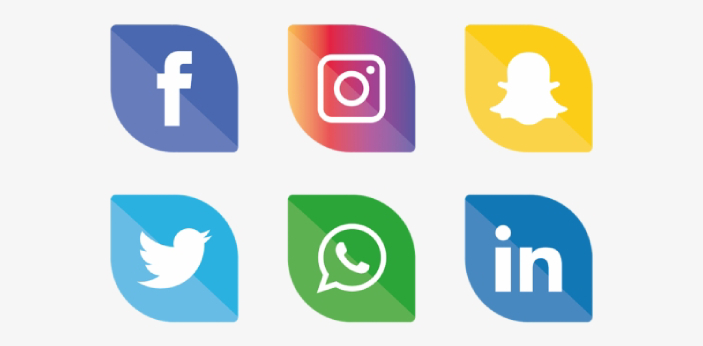 There are different social media accounts that you can easily connect with the use of your Gmail