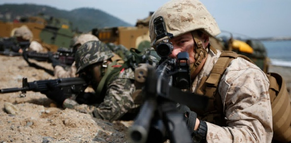 Does the United States still have the strongest military in the world?