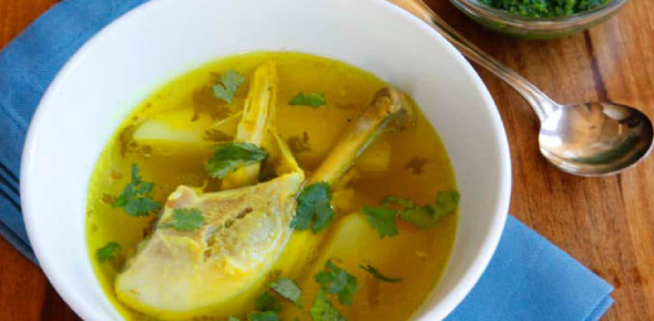 Soup can be extremely healthy but it depends on what it is made of. If you are talking about a