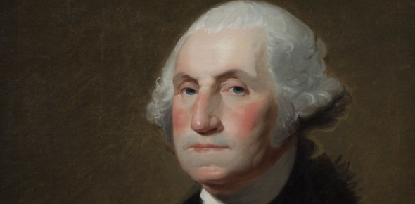 George Washington was born on February 22, 1732. He died two years after his presidency on December