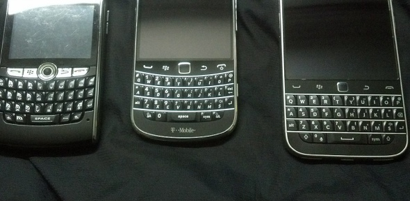 In your opinion, what caused the demise of BlackBerry?