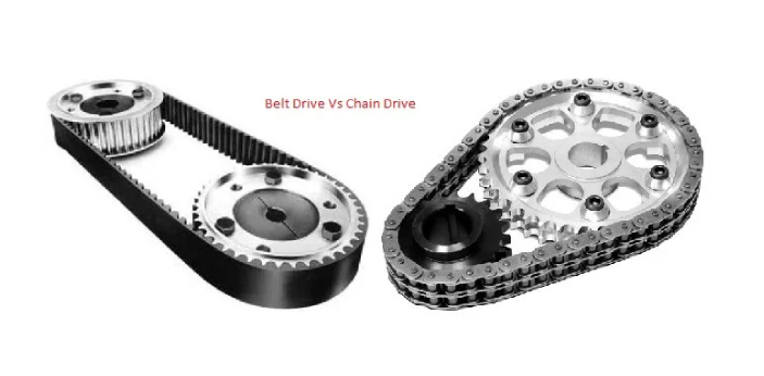 Chain drives and belt drives are items that are used in order to transfer various objects with the