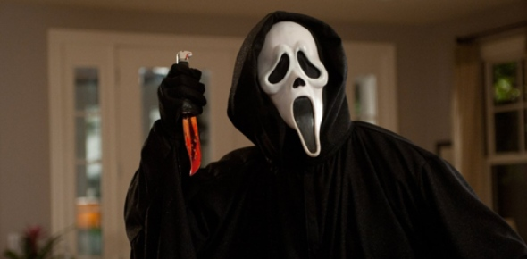 What was the Scream series originally supposed to be named?