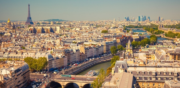There are many beautiful, amazing and breath taking places in France that you can visit. But there