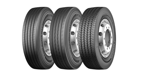 Where can you place recapped or regrooved tires in a bus?