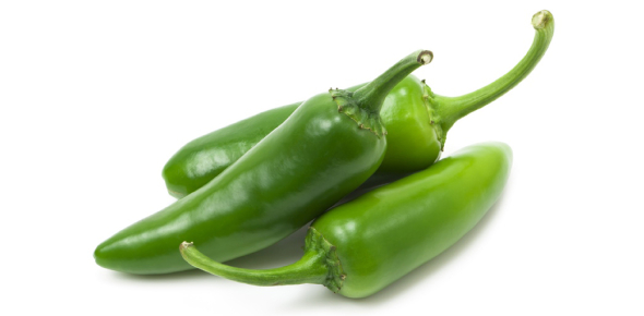 Are Jalapeno and green chilli the same?