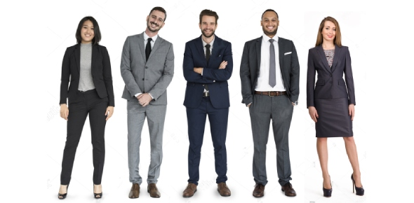 1) Dress to impress: your physical appearance is important. The way you dress is the way you will