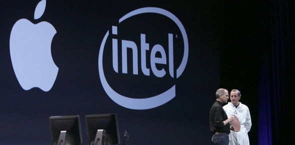 Why is Apple abandoning Intel?