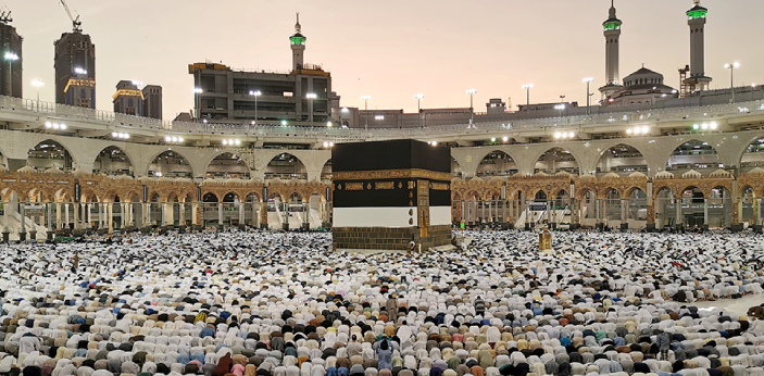 For those who are not aware, Hajj is known as a pilgrimage that is usually being followed by