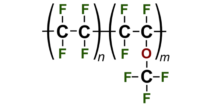 Some can be confused with the difference between PFA and PTFE because they seem to be similar to