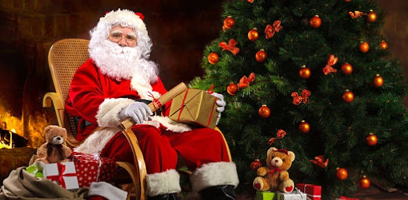 Can we celebrate Christmas without Santa Claus?
