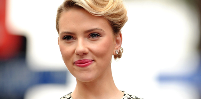 It will be hard to count the number of characters that Scarlett Johannson has already played. Aside