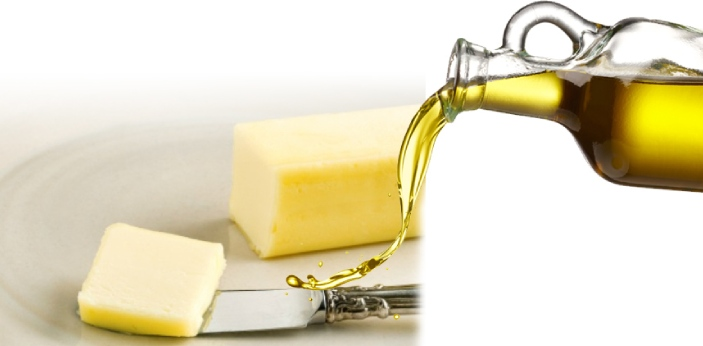 There are a lot of people who will agree that oil and butter can sometimes be used in similar