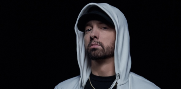 Is Eminem only popular because he is a white rapper?