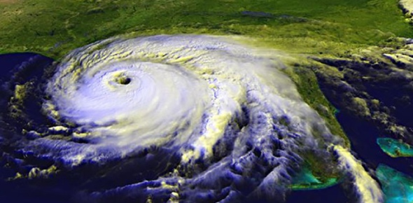 Why do hurricanes occur?
