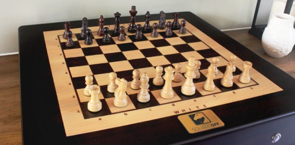 In chess, as in life, it is foolish to wait for your opponent to make a mistake. You should not