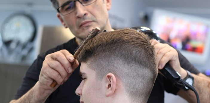 There is no general rule as to when exactly you should have a haircut. There are some factors that