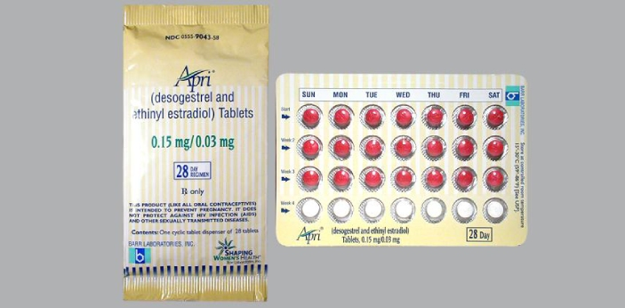 Apri and Reclipsen are both oral contraceptive pills (OCPs), which are used to prevent the