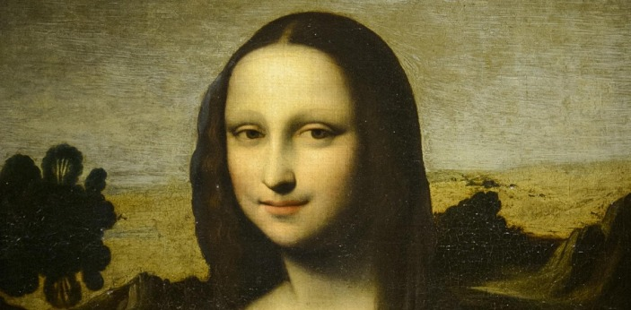 One of the main reasons why Mona Lisa is considered to be special is because of her smile. She has