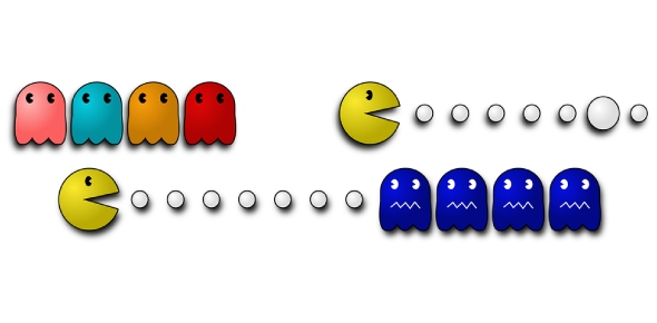 Was Pac Man the first video game?