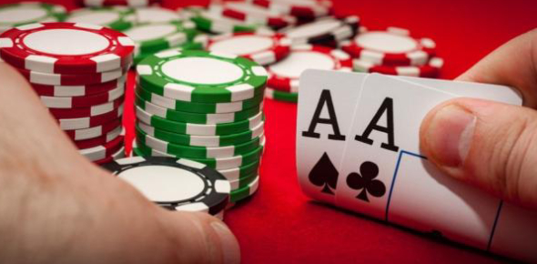Many people have argued and are still arguing if the game of poker is a form of gambling. I am of