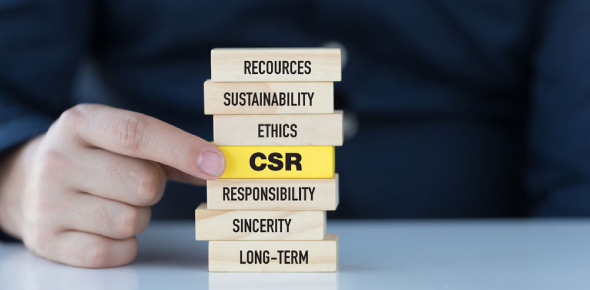What are the ways to initiate an effective CSR?