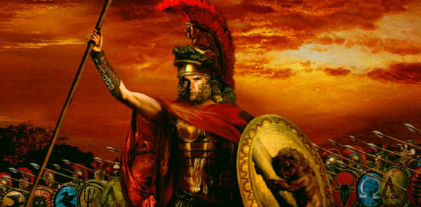 Although Alexander the Great had his eyes set on India, he was unable to fulfill this dream.