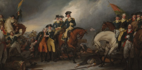 To be given the job of commander in chief of the Continental Army was a compliment to say the