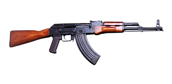 Why is AK-47 the most produced firearm in the history of weapon manufacturing?