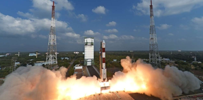 The purpose of sending Chandrayaan-2 into orbit was to study the elemental materials present in the