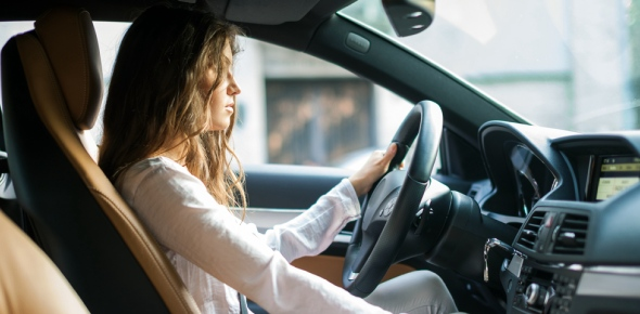 What is the most important advice that you can give to new drivers?
