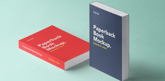 The main difference between a paperback and a mass paperback is that paperback can be bought from