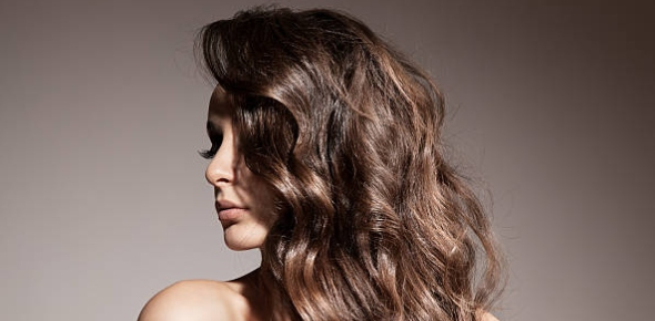 Yes, brown hair is the second most common natural hair color. It comes in second behind black hair