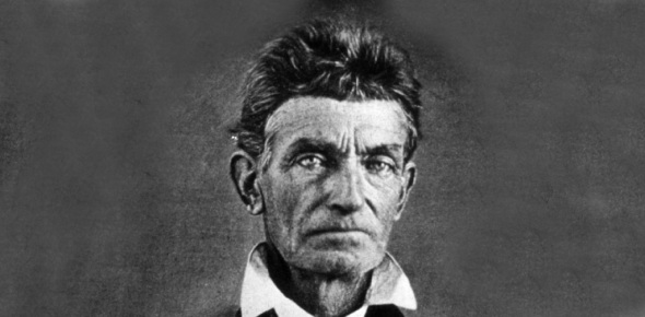Should John Brown be considered a terrorist or a patriot?