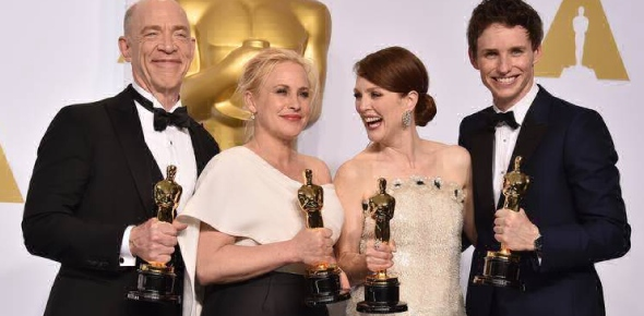 Do you believe the Oscars are rigged (why/why not)?