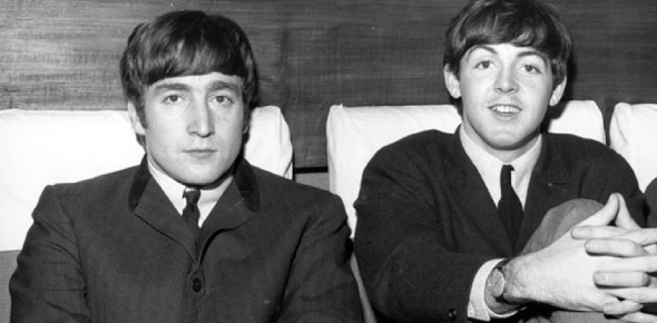 Were John Lennon and Paul McCartney really best Friends, or was that just a facade to sell records?