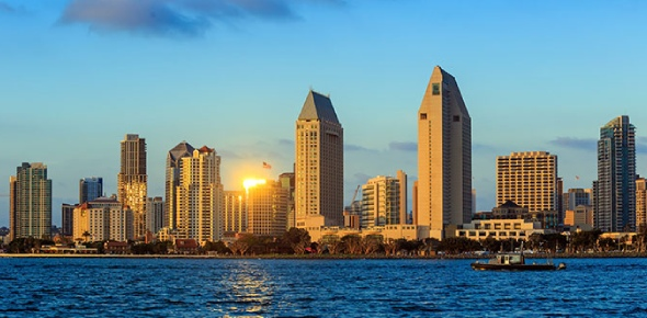 Located in Southwest United States of America, North America, California is one of the largest and