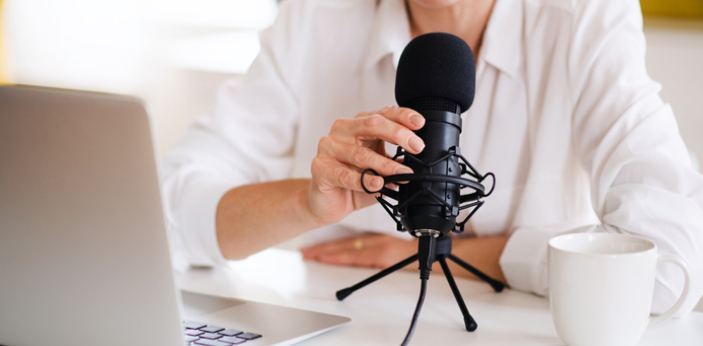 Podcasts are growing every day. More and more people prefer them to television shows or even music