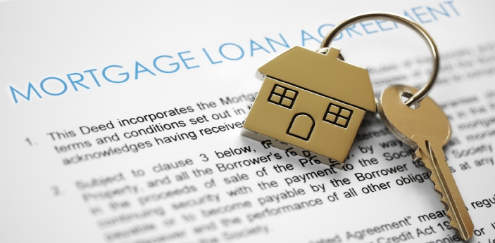 Mortgage and not are terms related to loans or borrowing. People who obtain loans should either