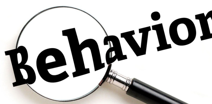 We describe someone by the habits and behaviors they possess. These habits and behaviors tell more
