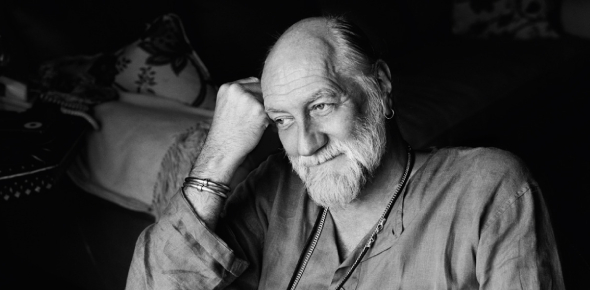 In my opinion, Michael John Kells Fleetwood, otherwise known as Mick Fleetwood, the drummer in